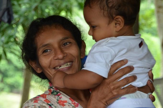 Gelijke kansen voor kinderen in Honduras