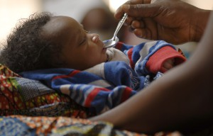 Ghana moeder en kindzorg