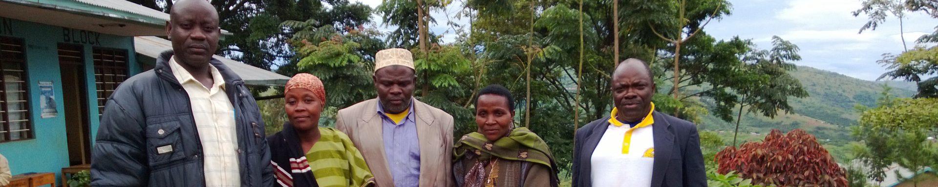 Samenwerking tussen mensen in Tanzania