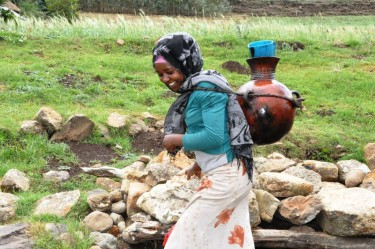 Water Ethiopië
