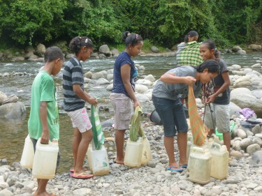 Foto project Indonesie 2015.71 water