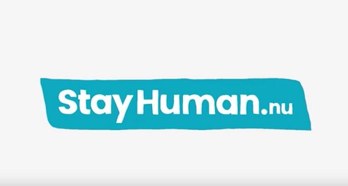 StayHumanlogo