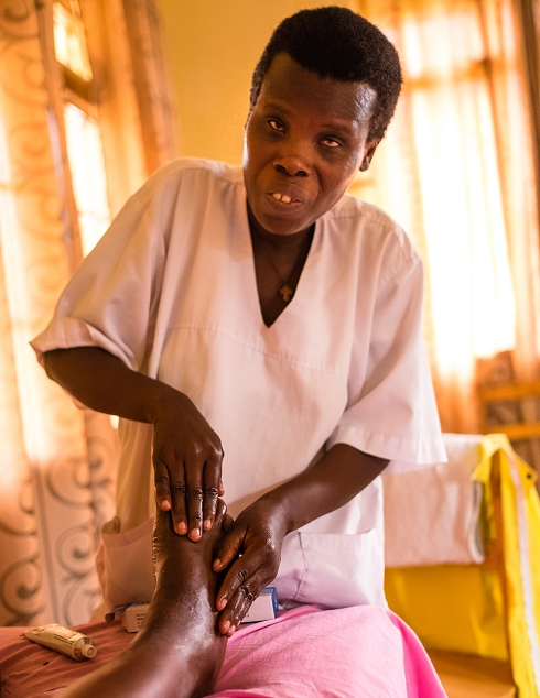 Beatrice, 32, Rwanda