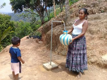 Waterpomp Guatemala