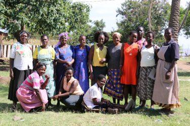 Trotse vrouwengroep Kenia