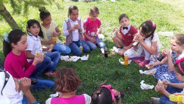Syrische kinderen