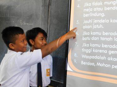 Middelbare school Indonesië