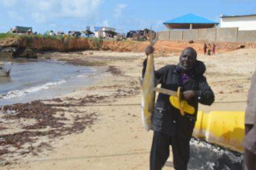 Steun deze vissersman in Somalië