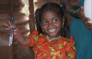 Dit meisje in India wil graag veilig naar school