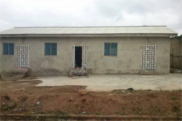 Deze computerschool in Ghana moet worden opgeknapt