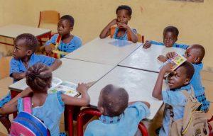 Basisonderwijs in Ghana