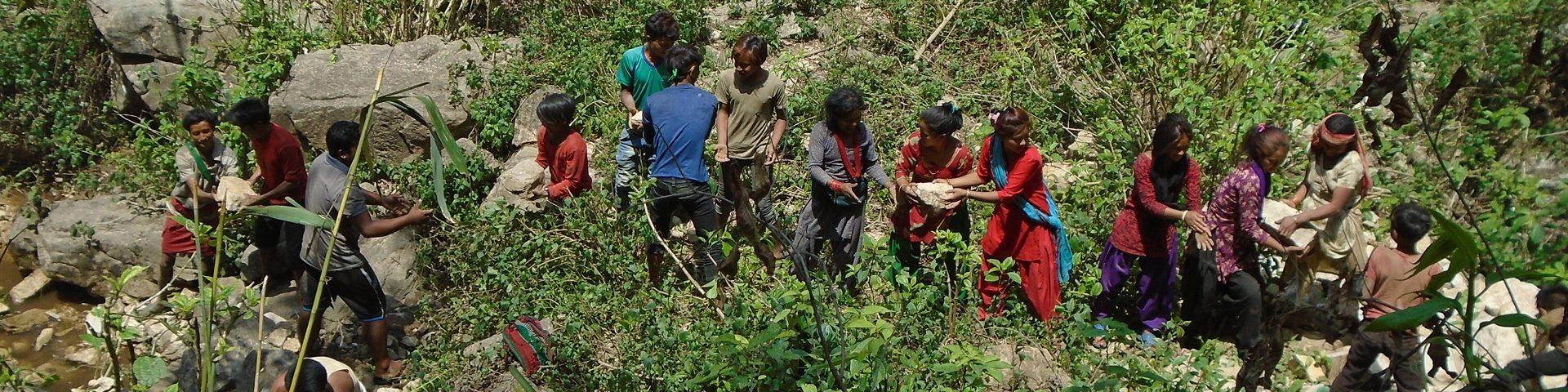 Tamangs in Nepal