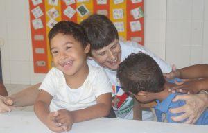 Liefdevolle zorg in Colombia