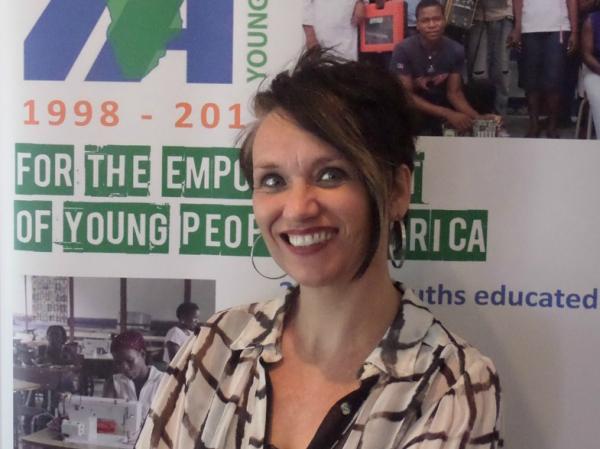 Dorien Beurskens Young Africa