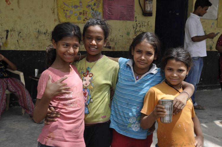 Smile Foundation India zet zich in voor meisjes