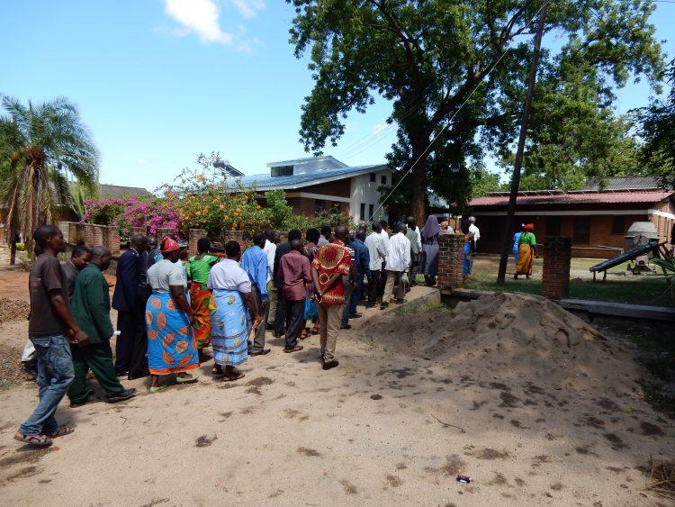 Kraamkliniek Malawi