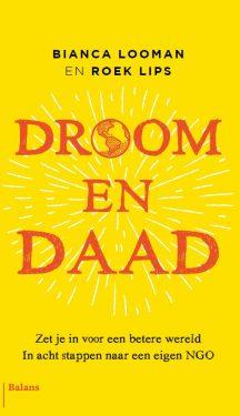 Boekcover Droom en Daad